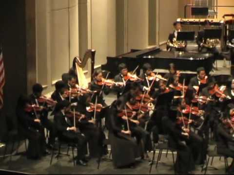 "Suite from the music to the film ""The Gadfly"": Intermezzo & Folk Feast - Hawaii Youth Symphony YSI"