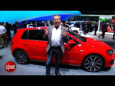 Car Tech - VW Golf GTI and GTD