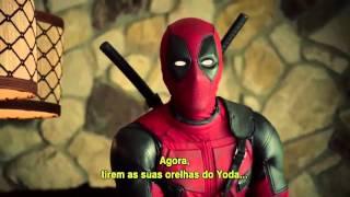 Deadpool | Comic-Con experience (2016) Ryan Reynolds