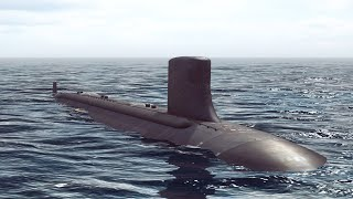 BIGGEST SUB BATTLE EVER, SUBMARINE SIMULATOR  | Cold Waters Mission Gameplay