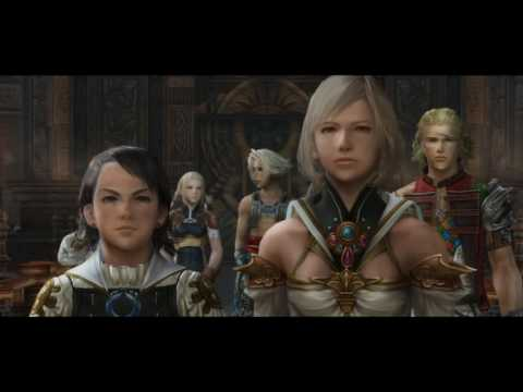 『FINAL FANTASY XII THE ZODIAC AGE� LAUNCH TRAILER