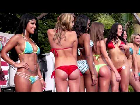 International Bikini Team Vera's Beach Club Bikini Contest