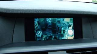 "BMW X3 F25 (2011) iDrive and Hi-Fi Soundsystem (DVD Settings) - Armin van Buuren ""The Music Videos"""