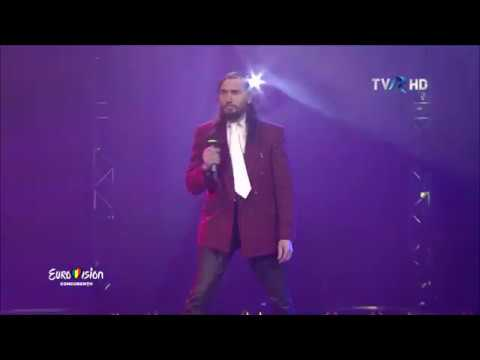 Dorel Giurgiu - Be Strong! (Eurovision 2017 Romania Live Audition)