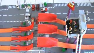 Hot Wheels Motor Raceway Big Air Jump