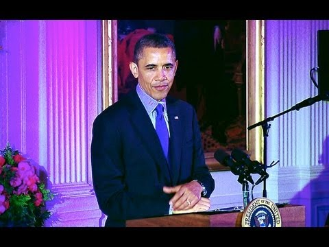 President Obama Speaks at the AAPI Heritage Month Celebration