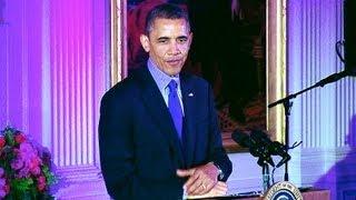 President Obama Speaks at the AAPI Heritage Month Celebration