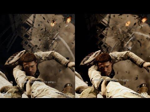 Battlefield 4: PlayStation 4 vs. Xbox One comparison