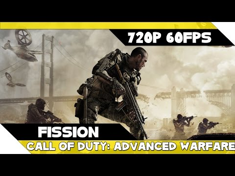Call of Duty Advanced Warfare Walkthrough Part 4 (Fission)