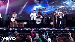 DNCE Toothbrush Live From Jimmy Kimmel Live
