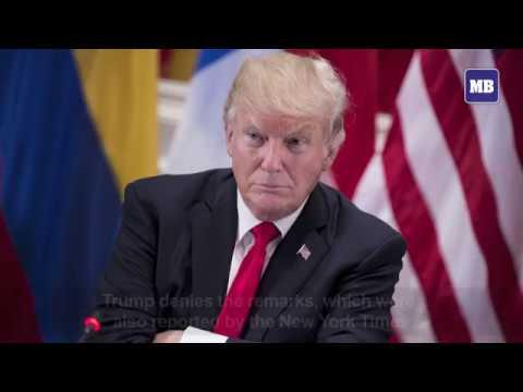 Trump scrambles as 'shithole' slur fuels outrage