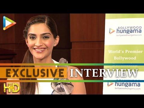 """I Am The Harshest Critic Of Myself"": Sonam Kapoor"