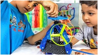 Learn Colors, Numbers, Science & Technology | Video for Kids.