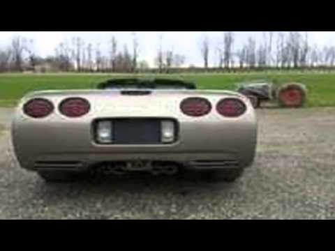 2001 Chevrolet Corvette Convertible in Cortland, NY