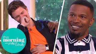 Jamie Foxx Has Has Everyone in Stitches Talking About