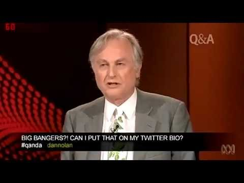 Richard Dawkins watches as Archbishop DEMOLISHES and EMBARRASSES himself in debate.
