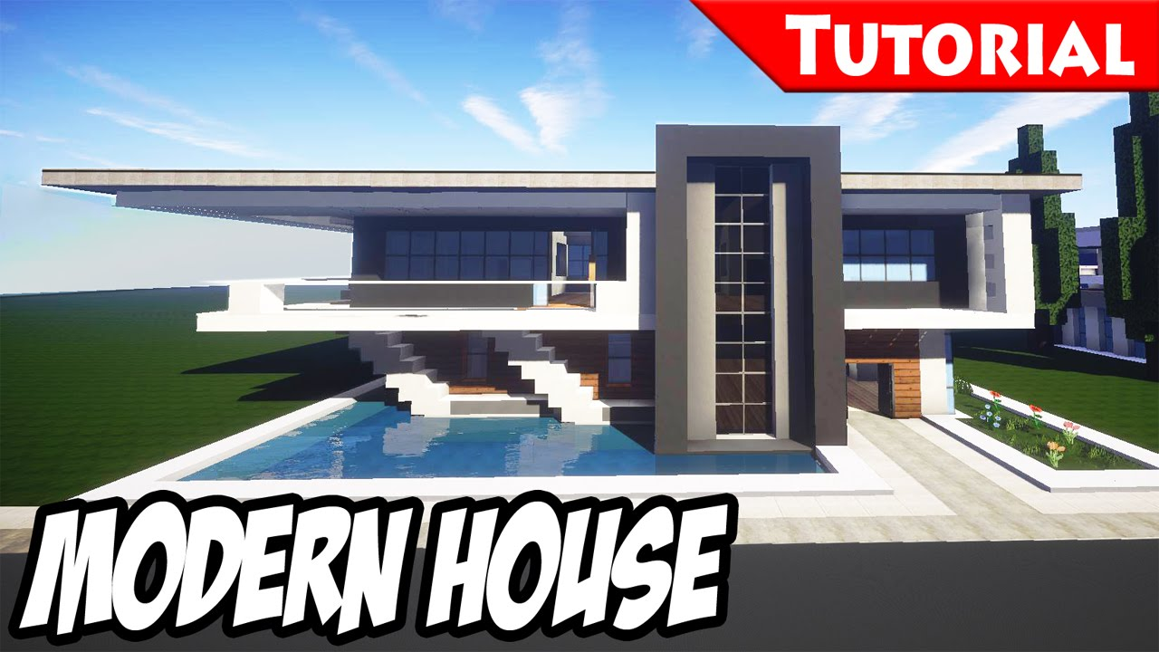 How to Make a Huge House in Minecraft