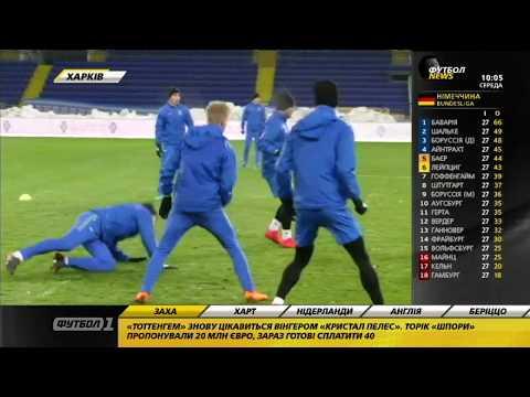 Андрей Шевченко: Вынуждены вызывать игроков без игровой практики
