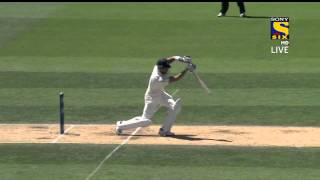 Virat Kohli Smashing 67 highlights |4th innings 1st test India vs new zealand