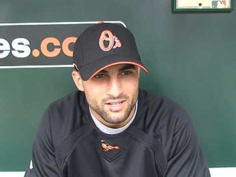 Nick Markakis video diary: O's come home; Nick juggles Video