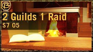 Drama Time - 2 Guilds 1 Raid
