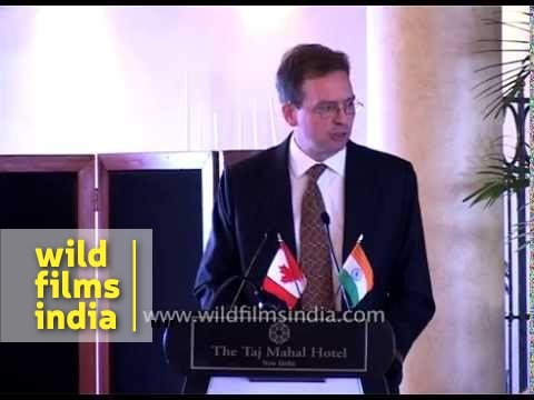 Promoting business between India and Canada