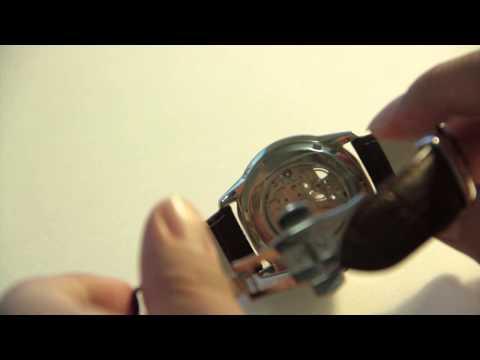 Bulova 96a120 Self winding watch