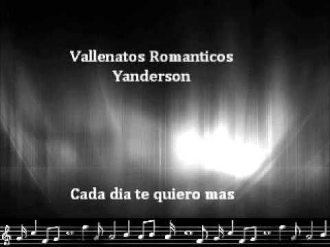 Vallenatos Romanticos - Vallenato Mix DJ Yanderson