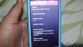 Micromax A111 Doodle - (Android Lolipop) Rom - Review !!!!!    Greek Tech