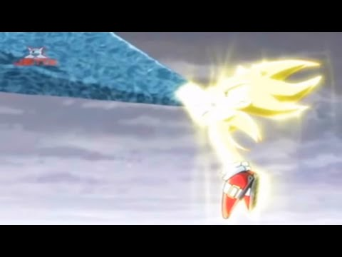 Sonic X: Super Sonic VS Perfect Chaos [Dublado 1080p HD]