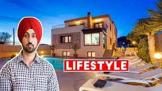 Diljit Dosanjh Lifestyle, Houses, Cars, Charity, Awards, Family, Biography and Net Worth