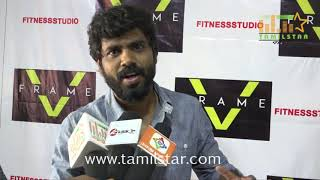 Stars At V Frame Fitness GYM Launch