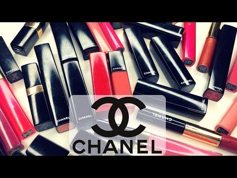 CHANEL LIPSTICK HAUL | Lip Gloss and Lip Lacquer