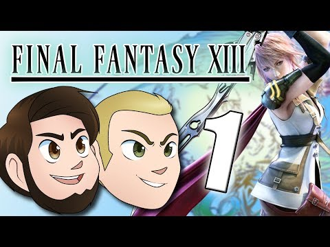Final Fantasy XIII: The Super Cut Series - EPISODE 1 - Friends Without Benefits