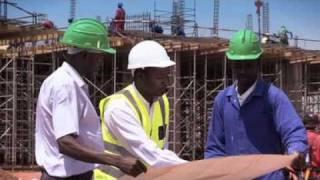 TV Ad: President Rupiah Banda -- The Engineer