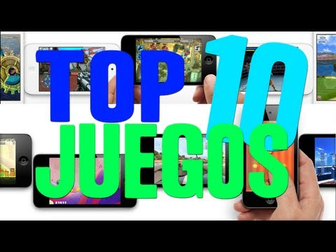 TOP 10 JUEGOS PARA IPHONE IPOD TOUCH & IPAD