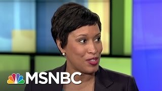 Police: No Increase In Number Of Missing Persons in D.C. | AM Joy | MSNBC