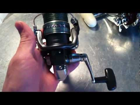Shimano Sienna 2500FD Spinning Reel For Freshwater Fishing ... Product Review