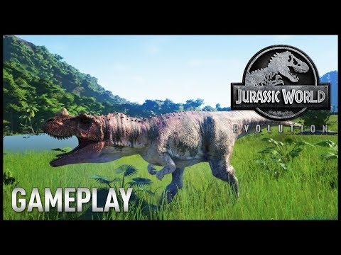 Jurassic World: Evolution | Gameplay Review and First look!