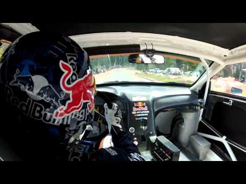 Rhys Millen World Record Pikes Peak International Hill Climb 2012