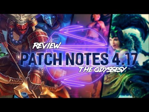 Patch Notes 4.17: NEW JAPANESE HUNTER HACHIMAN! - Incon - Smite
