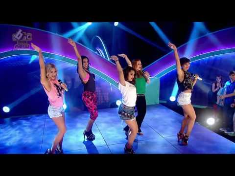 The Saturdays - Notorious (Friday Download - 24th June 2011) [TheSatsCoUk] Music Videos