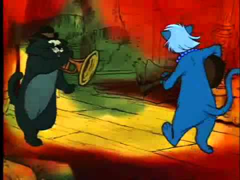 Top 55 Disney Songs 3rd Place - Everybody Wants to be a Cat - Aristocats