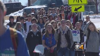 Fort Collins Students Walk Out Of Class