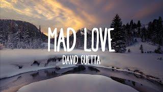 Mad Love David Guetta Sean Paul Ft Becky G
