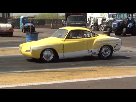 Drag Racing BUGORAMA 2016 - volkswagen drag racing