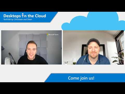 Do you want to be part of Desktops in the Cloud?