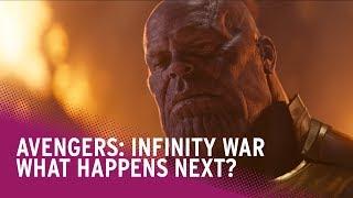 Avengers: Infinity War - What Happens Next?
