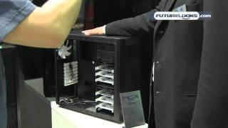 COMPUTEX 2011 - Fractal Design Unveils New Core Series Price Point Cases and New Arc Series Cases