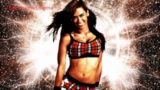 "Aj Lee 4th WWE Theme Song ""Lets Light It Up"""